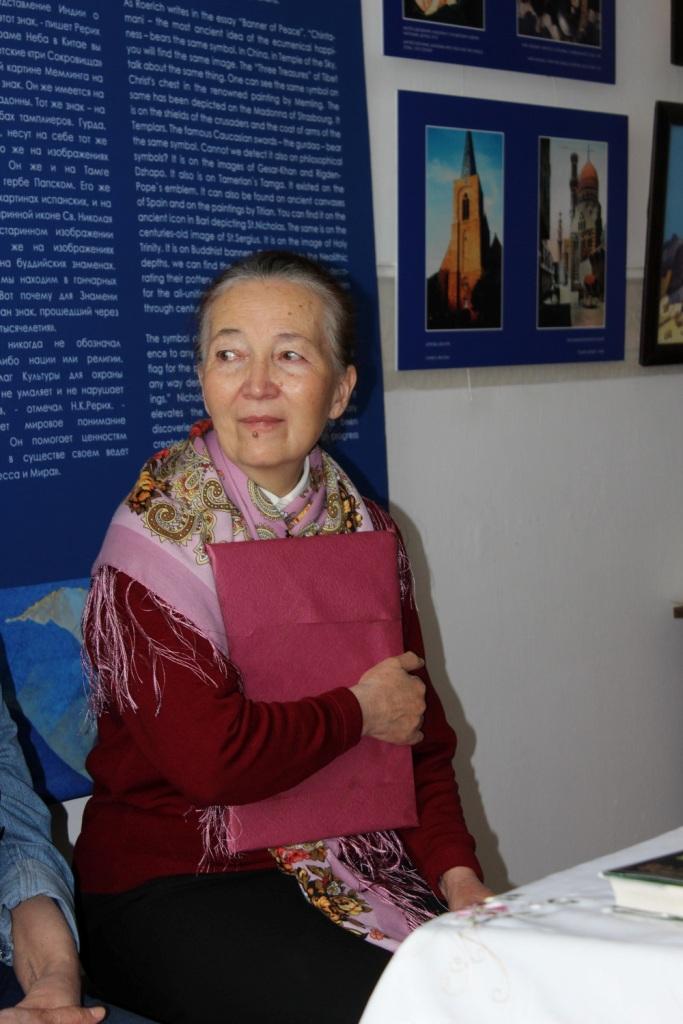 Наталья Кенжекуловна Сыдыкова